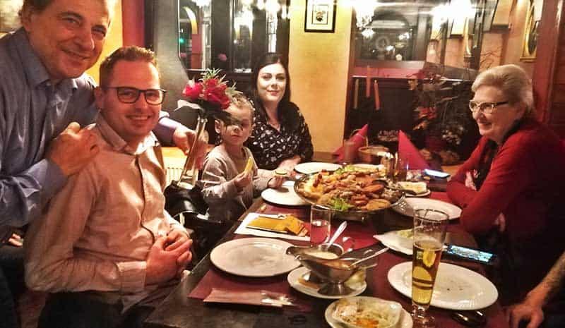Restaurant Balkan - Gasten